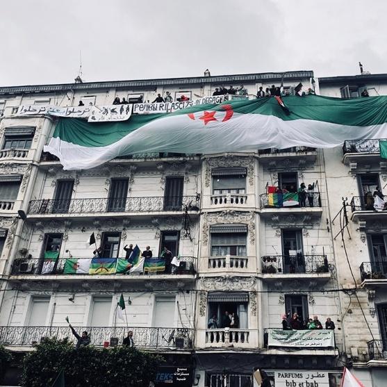 CARE en appelle à la poursuite de la mobilisation pacifique de la population algérienne